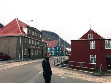 Downtown Ísafjörður