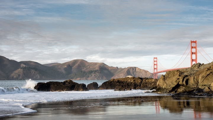 Goodbye San Francisco, helloworld