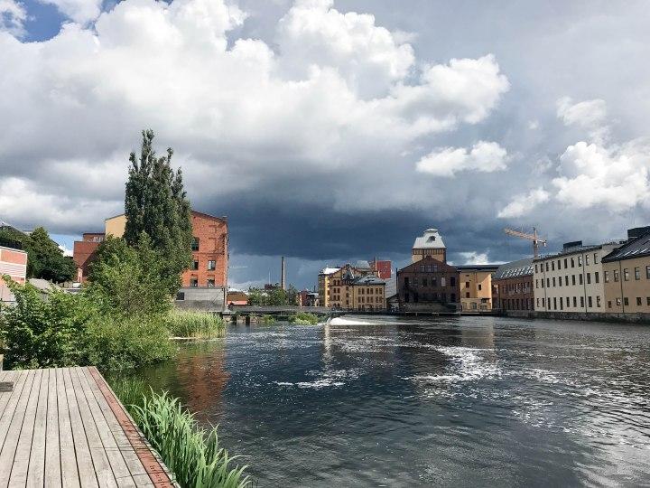 Sweden Part I: Midsommar inNorrköping