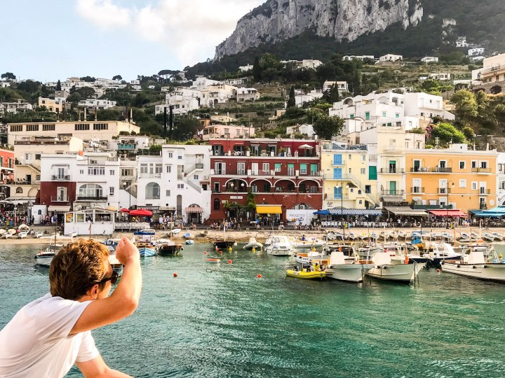 Amalfi is just as perfect as you think it is