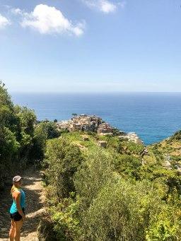 The hike into Corniglia (#3)