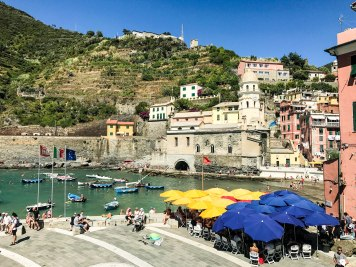Port of Vernazza