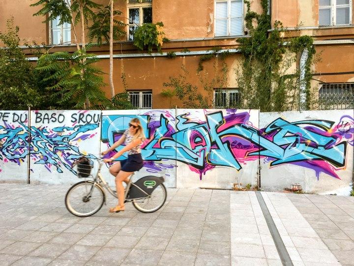 Biking Ljubljana